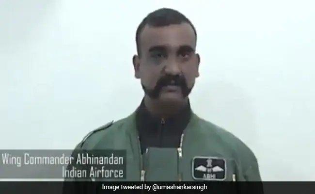 पाक ने प्रोपेगैंडा के मकसद से जारी किया अभिनंदन का एक और वीडियो, पर कैद भी भारतीय जाबांज को डरा न पाई